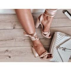 Béžové sandálky Limition