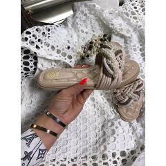 pantofle PEARL CHANCE