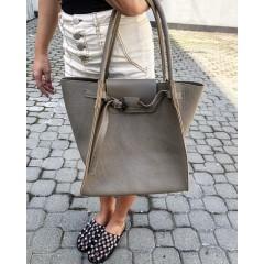 Nugát kabelka - nový model Celi. handmade
