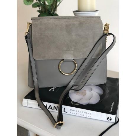 Nový model Faye - classic -  světle šedá