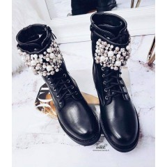 Kotníkové boty se sponou PEARL Channe