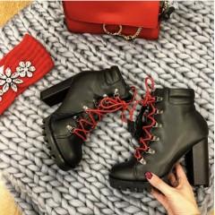 Vysoké boty HIGH BLACK