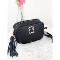 Malá kabelka Teddy černá