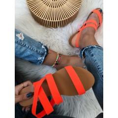 Sandálky páskové Summer