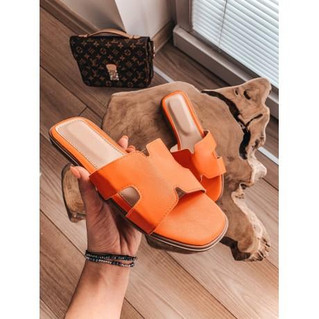 HERMI pantofle orange