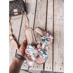 KILEY pantofle růžové