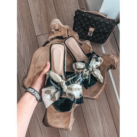 KILEY pantofle černé
