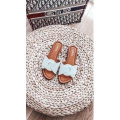 Pantofle SWIFT white
