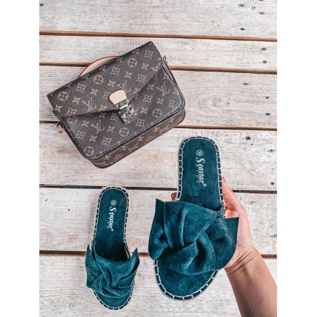 Pantofle Dianne černé