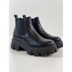 Kotníkové boty Zenety short