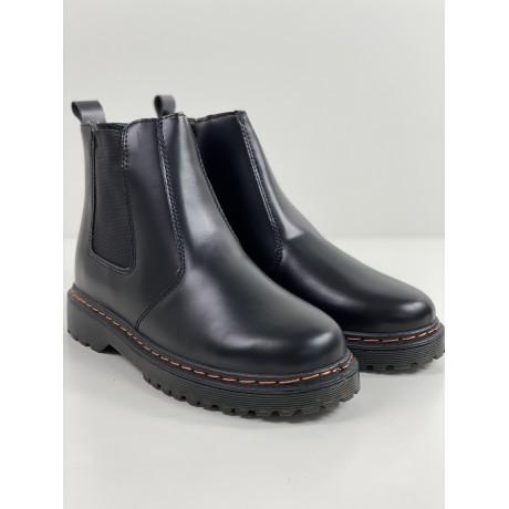 Kotníkové boty Interes